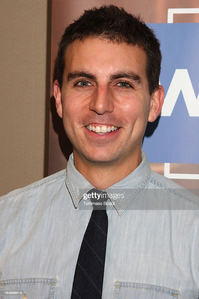 Honoree Joey Manderino attends the WGAW's 2013 TV Staffing Brief Press Conference held at Writers Guild of America, West on March 26, 2013 in Los Angeles, California.