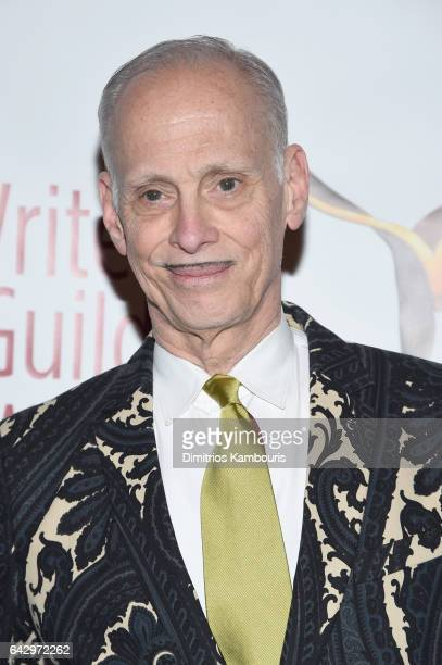 Honoree John Waters attends 69th Writers Guild Awards New York Ceremony at Edison Ballroom on February 19 2017 in New York City