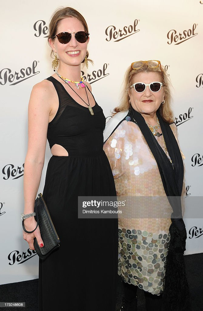 Honoree <a gi-track='captionPersonalityLinkClicked' href=/galleries/search?phrase=Julie+Weiss&family=editorial&specificpeople=760908 ng-click='$event.stopPropagation()'>Julie Weiss</a> attends the Persol Magnificent Obsessions event honoring <a gi-track='captionPersonalityLinkClicked' href=/galleries/search?phrase=Julie+Weiss&family=editorial&specificpeople=760908 ng-click='$event.stopPropagation()'>Julie Weiss</a> and Jeannine Oppewall at the MMI on July 10, 2013 in New York City.
