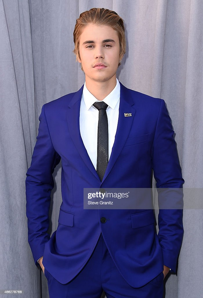 Honoree Justin Bieber attends The Comedy Central Roast of Justin Bieber at Sony Pictures Studios on March 14, 2015 in Los Angeles, California.