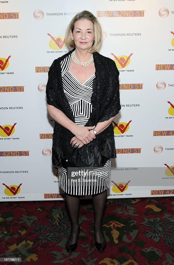 Honoree Kathy Keele, CEO of the Australia Council for the Arts attends 2012 New 42nd Street Gala at The New Victory Theater on December 5, 2012 in New York City.