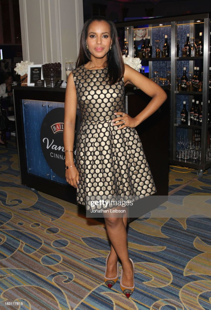 Honoree <a gi-track='captionPersonalityLinkClicked' href=/galleries/search?phrase=Kerry+Washington&family=editorial&specificpeople=201534 ng-click='$event.stopPropagation()'>Kerry Washington</a> attends Variety's 5th Annual Power of Women event presented by Lifetime at the Beverly Wilshire Four Seasons Hotel on October 4, 2013 in Beverly Hills, California.