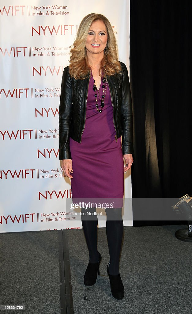 Honoree Kim Martin attends the 2012 New York Women In Film And Television Muse Awards at the Hilton New York on December 13, 2012 in New York City.