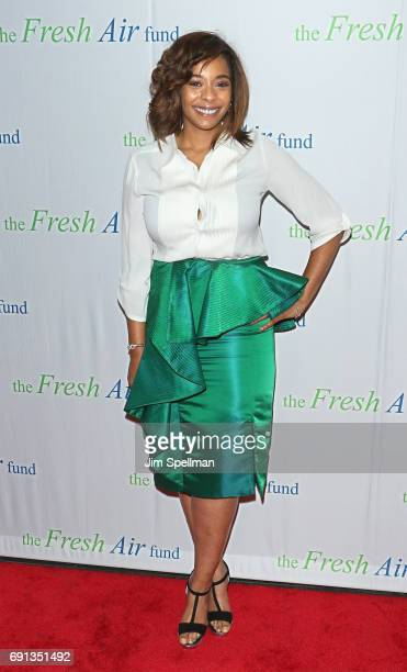 Honoree Kimberly E Steward attends the 2017 Fresh Air Fund Spring Benefit at Pier Sixty at Chelsea Piers on June 1 2017 in New York City