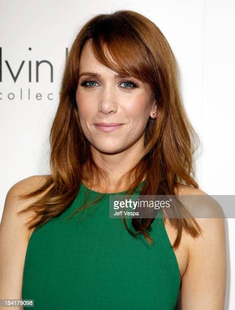 Honoree Kristen Wiig arrives at ELLE's 19th Annual Women In Hollywood Celebration at the Four Seasons Hotel on October 15 2012 in Beverly Hills...