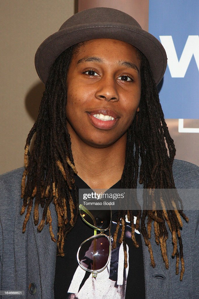 Honoree <a gi-track='captionPersonalityLinkClicked' href=/galleries/search?phrase=Lena+Waithe&family=editorial&specificpeople=7277231 ng-click='$event.stopPropagation()'>Lena Waithe</a> attends the WGAW's 2013 TV Staffing Brief Press Conference held at Writers Guild of America, West on March 26, 2013 in Los Angeles, California.