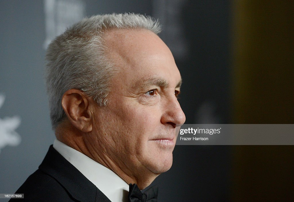 Honoree Lorne Michaels attends the 15th Annual Costume Designers Guild Awards with presenting sponsor Lacoste at The Beverly Hilton Hotel on February 19, 2013 in Beverly Hills, California.