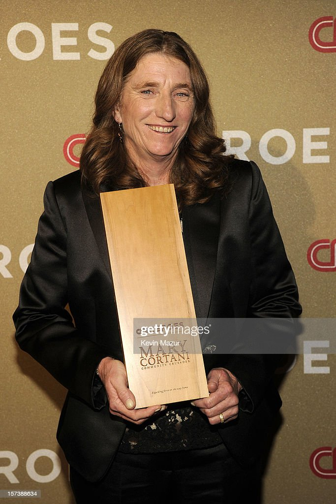 Honoree Mary Cortani of Operation Freedom Paws attends the CNN Heroes: An All Star Tribute at The Shrine Auditorium on December 2, 2012 in Los Angeles, California. 23046_005_KM_0181.JPG