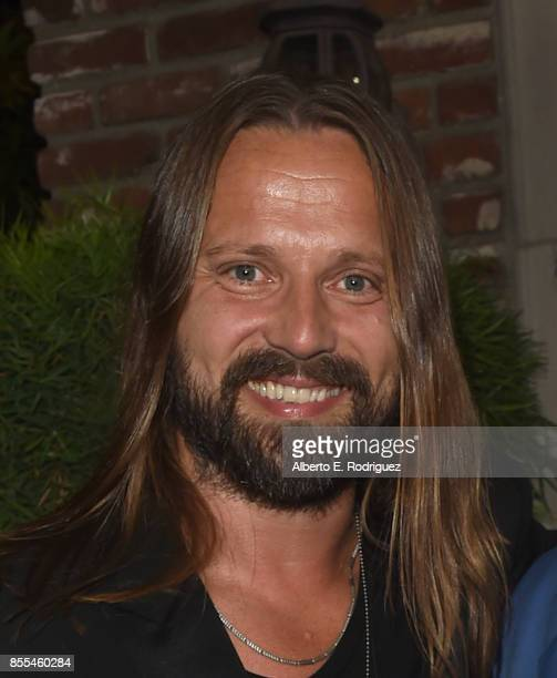 Honoree Max Martin attends City of Hope's Music Film and Entertainment Industry's Songs of Hope Event at Private Residence on September 28 2017 in...