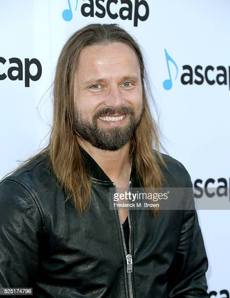 Honoree Max Martin attends the 2016 ASCAP Pop Awards at the Dolby Ballroom on April 27 2016 in Hollywood California