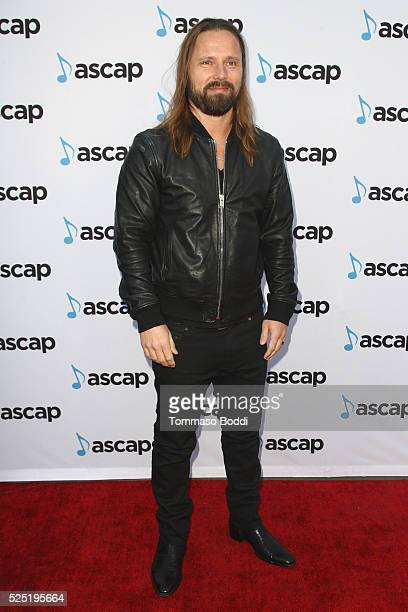 Honoree Max Martin attends the 33rd Annual ASCAP Pop Music Awards at Dolby Theatre on April 27 2016 in Hollywood California
