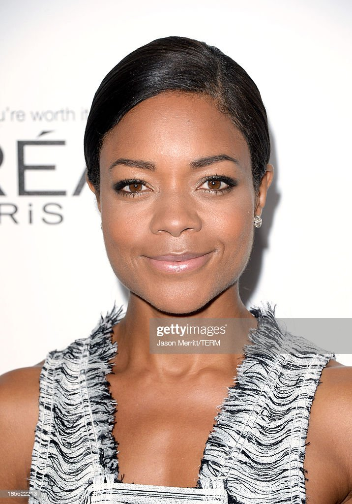 Honoree Naomie Harris attends ELLE's 20th Annual Women In Hollywood Celebration at Four Seasons Hotel Los Angeles at Beverly Hills on October 21, 2013 in Beverly Hills, California.
