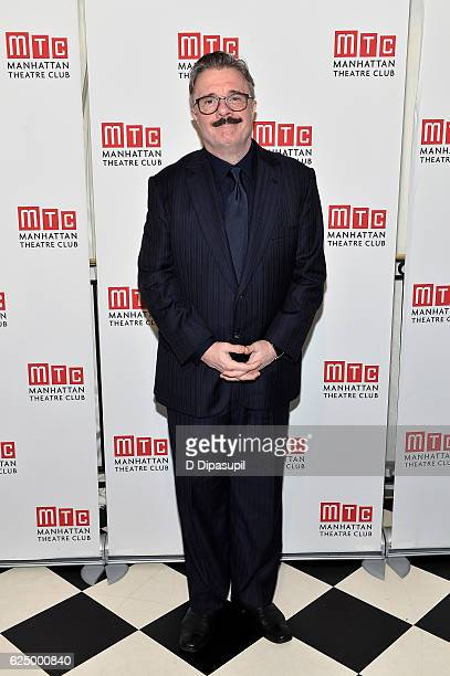 Honoree Nathan Lane attends the 2016 Manhattan Theatre Club's Fall Benefit at 583 Park Avenue on November 21 2016 in New York City