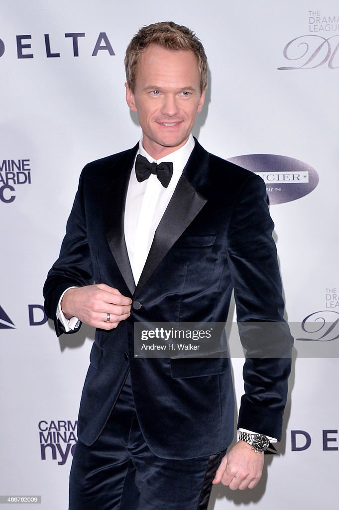 Honoree <a gi-track='captionPersonalityLinkClicked' href=/galleries/search?phrase=Neil+Patrick+Harris&family=editorial&specificpeople=210509 ng-click='$event.stopPropagation()'>Neil Patrick Harris</a> attends The Drama League's 30th Annual Musical Celebration of Broadway honoring <a gi-track='captionPersonalityLinkClicked' href=/galleries/search?phrase=Neil+Patrick+Harris&family=editorial&specificpeople=210509 ng-click='$event.stopPropagation()'>Neil Patrick Harris</a> at The Pierre Hotel on February 3, 2014 in New York City.