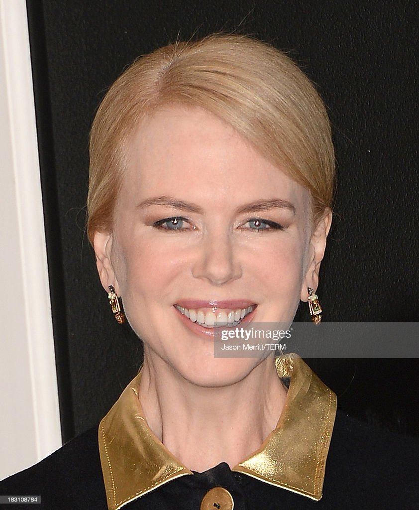 Honoree <a gi-track='captionPersonalityLinkClicked' href=/galleries/search?phrase=Nicole+Kidman&family=editorial&specificpeople=156404 ng-click='$event.stopPropagation()'>Nicole Kidman</a> arrives at Variety's 5th Annual Power of Women event presented by Lifetime at the Beverly Wilshire Four Seasons Hotel on October 4, 2013 in Beverly Hills, California.