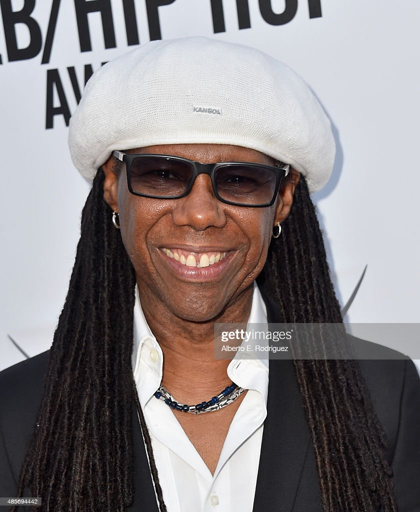 Honoree Nile Rodgers attends the 2015 BMI R&B/Hip Hop Awards at Saban Theatre on August 28, 2015 in Beverly Hills, California.