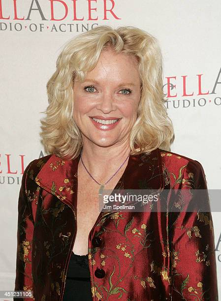 Honoree Pamela J Newman arrives at the 4th Annual Stella by Starlight Gala Benefit Honoring Martin Sheen at Chipriani 23rd st on March 17 2008 in New...