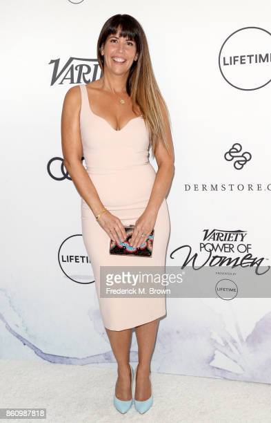 Honoree Patty Jenkins attends the Variety's Power Of Women at the Beverly Wilshire Four Seasons Hotel on October 13 2017 in Beverly Hills California
