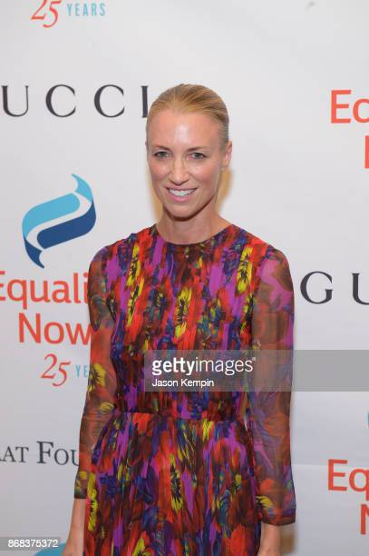 Honoree President and CEO Gucci America Susan Chokachi attends as Equality Now celebrates 25th Anniversary at 'Make Equality Reality' Gala at Gotham...