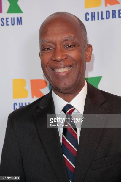 Honoree Rafael Collado attends the 2017 The Bronx Children's Museum Gala at Tribeca Rooftop on May 2 2017 in New York City