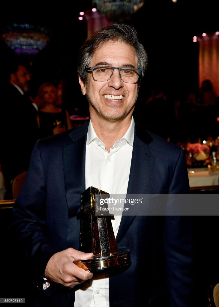Honoree Ray Romano, co-recipient of the Hollywood Comedy Ensemble Award for 'The Big Sick,' attends the 21st Annual Hollywood Film Awards at The Beverly Hilton Hotel on November 5, 2017 in Beverly Hills, California.
