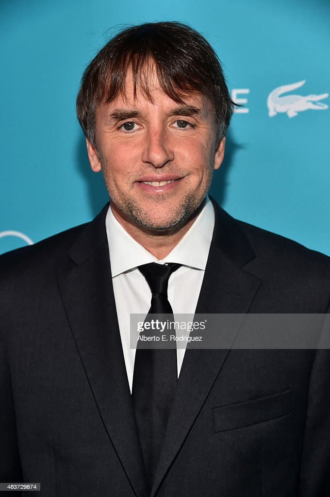 Honoree Richard Linklater attends the 17th Costume Designers Guild Awards with presenting sponsor Lacoste at The Beverly Hilton Hotel on February 17, 2015 in Beverly Hills, California.