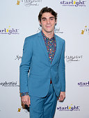 Honoree RJ Mitte attends the 2014 Starlight Awards at Vibiana on October 23 2014 in Los Angeles California