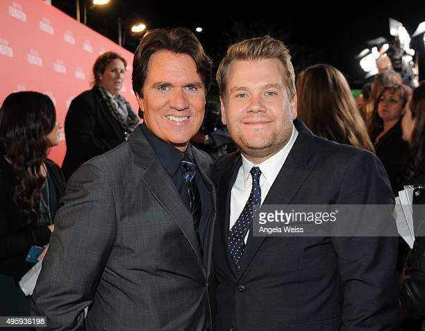 Honoree Rob Marshall and actor James Corden attend the Screen Actors Guild Foundation 30th Anniversary Celebration at Wallis Annenberg Center for the...