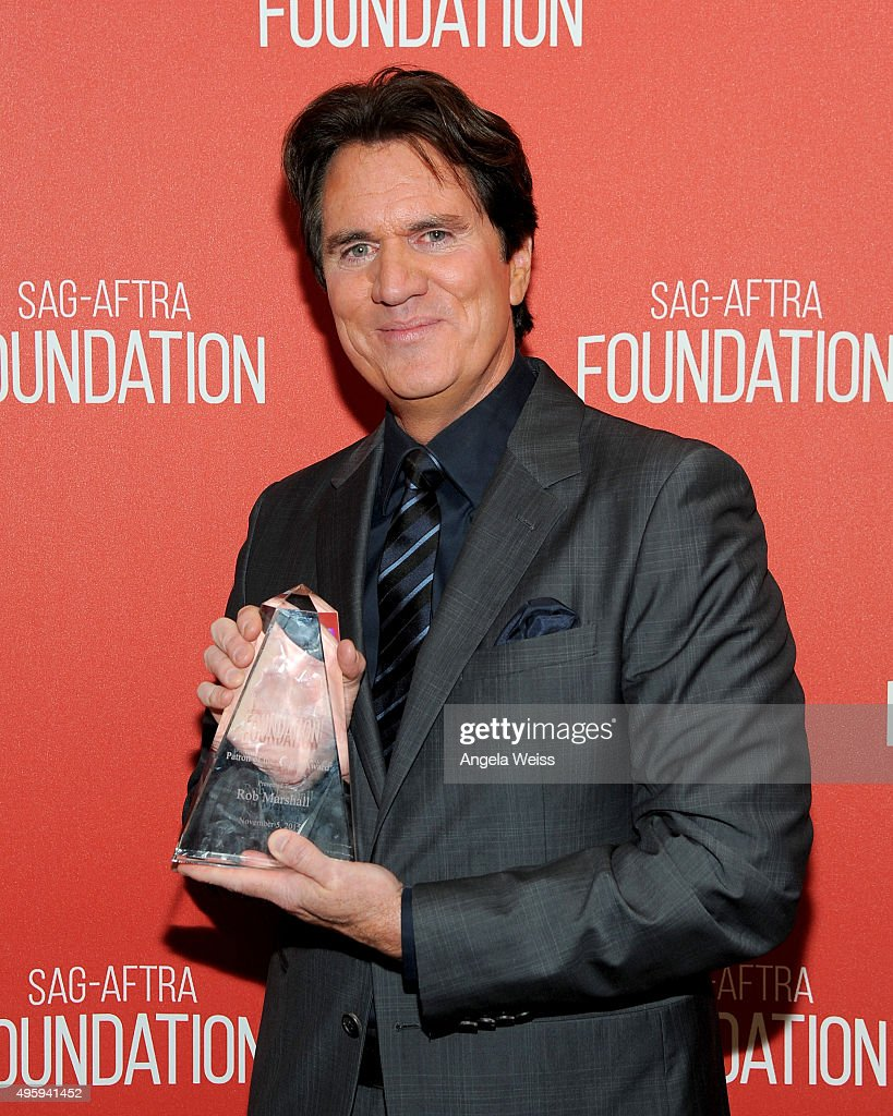 Honoree Rob Marshall recipient of the Patron of the Artists Award attends the Screen Actors Guild Foundation 30th Anniversary Celebration at Wallis...