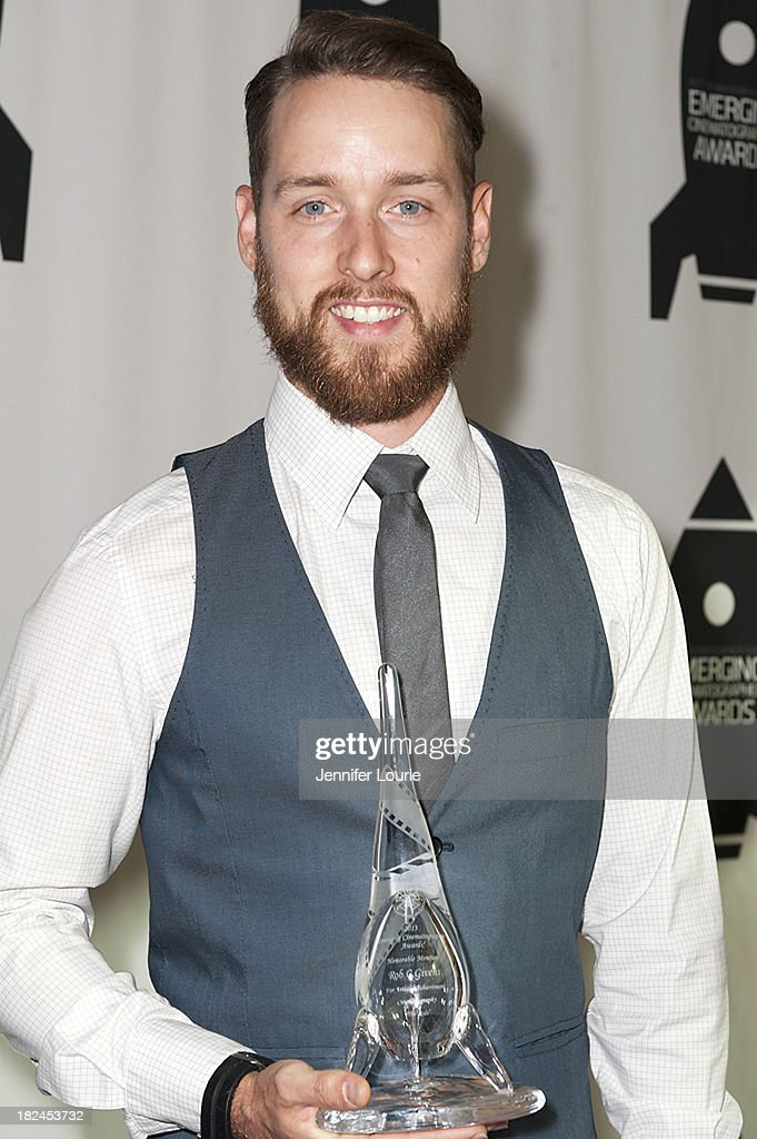 Honoree Robert Givens attends The International Cinematographers Guild's 17th Annual Emerging Cinematographer Awards at Directors Guild Of America on September 29, 2013 in Los Angeles, California.
