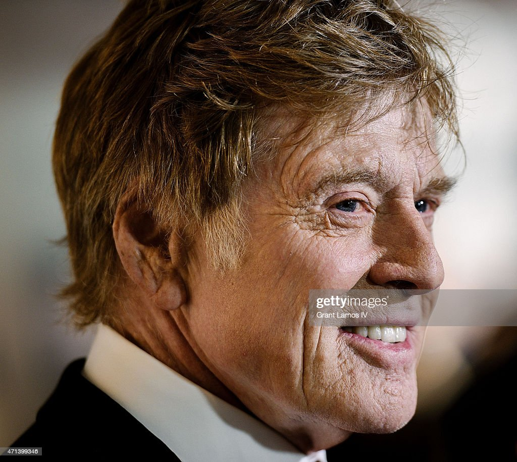 Honoree <a gi-track='captionPersonalityLinkClicked' href=/galleries/search?phrase=Robert+Redford&family=editorial&specificpeople=202897 ng-click='$event.stopPropagation()'>Robert Redford</a> attends the 42nd Chaplin Award Gala at Alice Tully Hall, Lincoln Center on April 27, 2015 in New York City.
