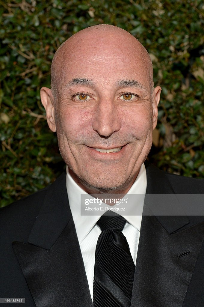 Honoree <a gi-track='captionPersonalityLinkClicked' href=/galleries/search?phrase=Sam+Simon+-+Producer+and+Philanthropist&family=editorial&specificpeople=11233538 ng-click='$event.stopPropagation()'>Sam Simon</a> attends the 2014 Writers Guild Awards L.A. Ceremony at J.W. Marriott at L.A. Live on February 1, 2014 in Los Angeles, California.