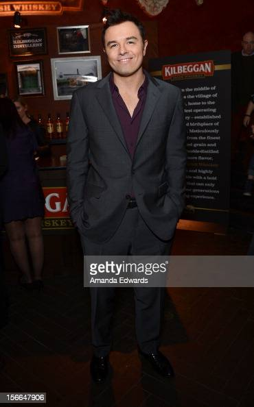 Honoree Seth MacFarlane attends Variety's 3rd annual Power of Comedy event presented by Bing benefiting the Noreen Fraser Foundation held at Avalon...
