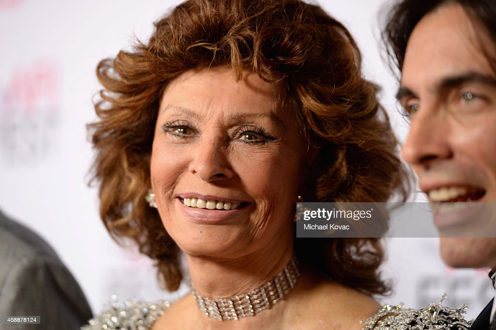 "2014 AFI FEST - ""Sophia Loren Tribute"""
