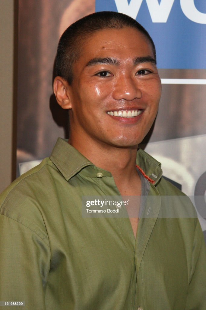 Honoree Thomas Wong attends the WGAW's 2013 TV Staffing Brief Press Conference held at Writers Guild of America, West on March 26, 2013 in Los Angeles, California.