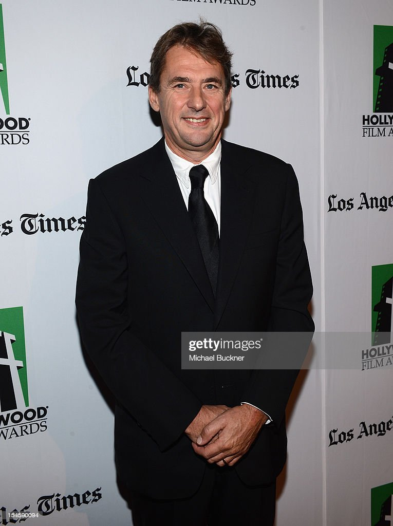 Honoree Tim Bevan arrives at the 16th Annual Hollywood Film Awards Gala presented by The Los Angeles Times held at The Beverly Hilton Hotel on...