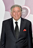 Honoree Tony Bennett attends Keep Memory Alive's 20th Annual Power Of Love Gala at the MGM Grand Garden Arena on May 21 2016 in Las Vegas City