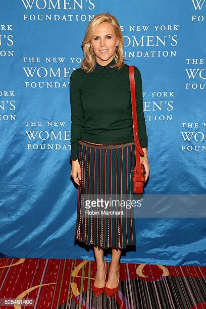Honoree Tory Burch attends The New York Women's Foundation's 2016 celebration womens breakfast on May 5 2016 in New York City