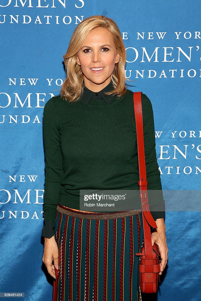 Honoree Tory Burch attends The New York Women's Foundation's 2016 celebration womens breakfast on May 5, 2016 in New York City.