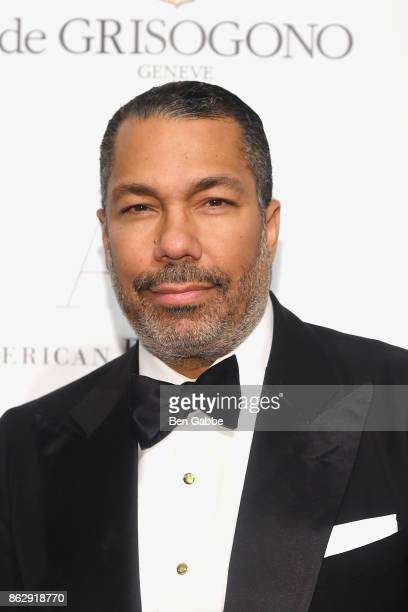 Honoree Valentino Carlotti attends the American Ballet Theatre Fall Gala at David H Koch Theater at Lincoln Center on October 18 2017 in New York City