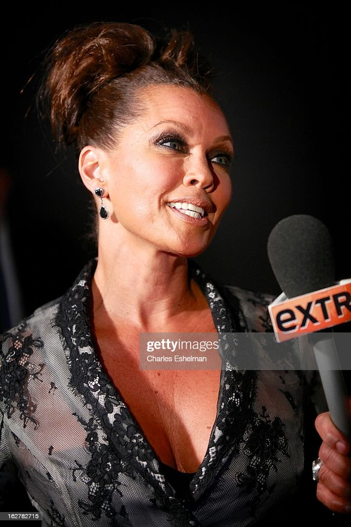 Honoree Vanessa Williams arrives at the Dance Theatre Of Harlem 44th Anniversary Celebration at the Mandarin Oriental Hotel on February 26, 2013 in New York City.