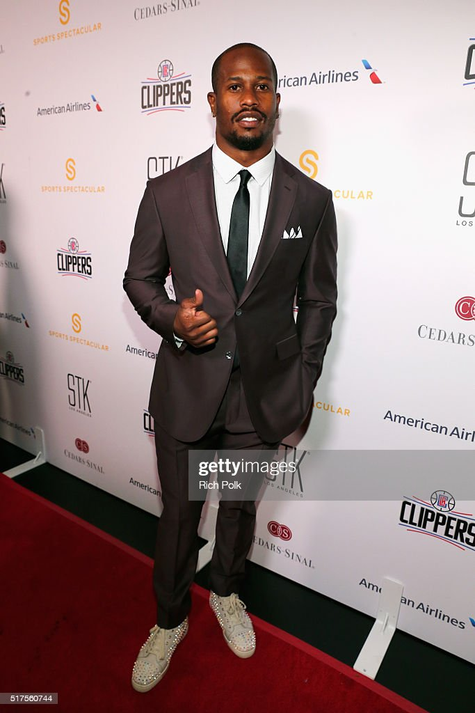 Honoree <a gi-track='captionPersonalityLinkClicked' href=/galleries/search?phrase=Von+Miller&family=editorial&specificpeople=7125735 ng-click='$event.stopPropagation()'>Von Miller</a> attends the Cedars-Sinai Sports Spectacular at W Los Angeles – West Beverly Hills on March 25, 2016 in Los Angeles, California.