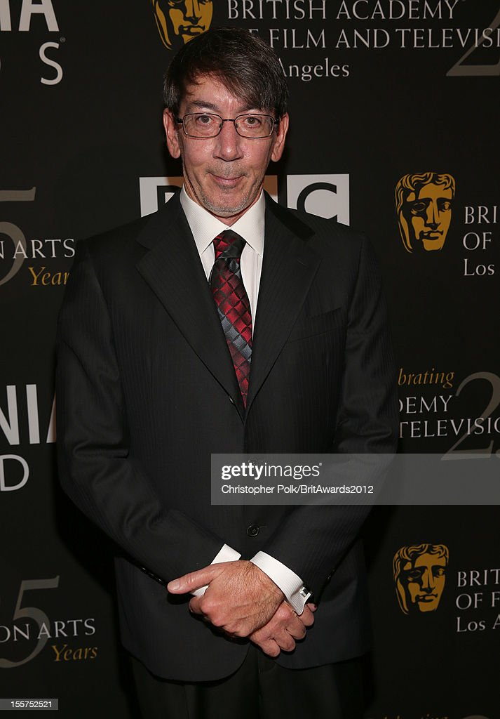 Honoree Will Wright poses in the Honoree Green Room during the 2012 BAFTA Los Angeles Britannia Awards Presented By BBC AMERICA at The Beverly Hilton Hotel on November 7, 2012 in Beverly Hills, California.