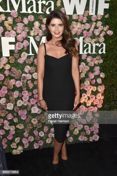 Honoree Zoey Deutch wearing Max Mara at Max Mara Celebrates Zoey Deutch The 2017 Women In Film Max Mara Face of the Future at Chateau Marmont on June...