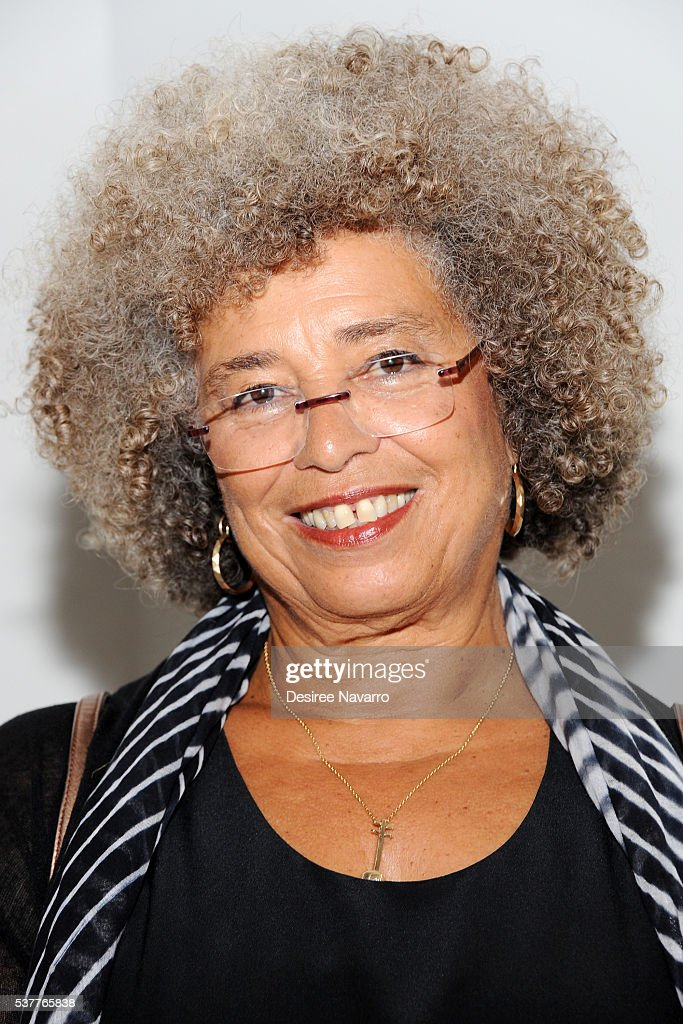 Honoree/activist Angela Y. Davis attends the 2016 Brooklyn Museum's Sackler Center First Awards at Brooklyn Museum on June 2, 2016 in New York City.