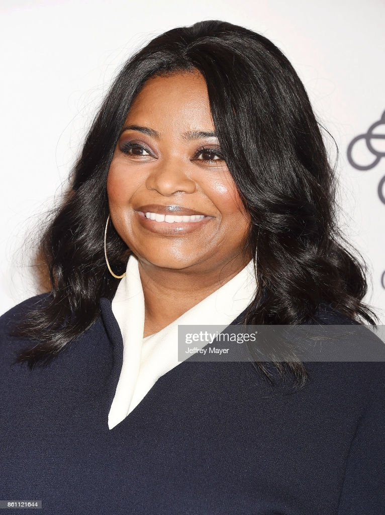 Honoree/actress Octavia Spencer arrives at the Variety's Power Of Women: Los Angeles at the Beverly Wilshire Four Seasons Hotel on October 13, 2017 in Beverly Hills, California.