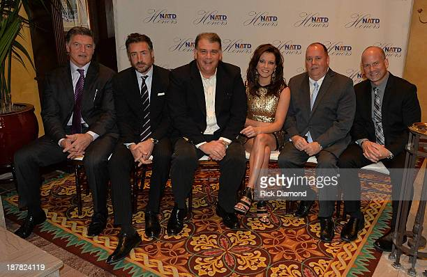 Honorees Sports Agent Tom Condon Attorney/Manager Bernie Cahill CEO ACM's Bob Romeo Singer/Songwriter Martina McBride Artist Manager Chaz Corzine and...