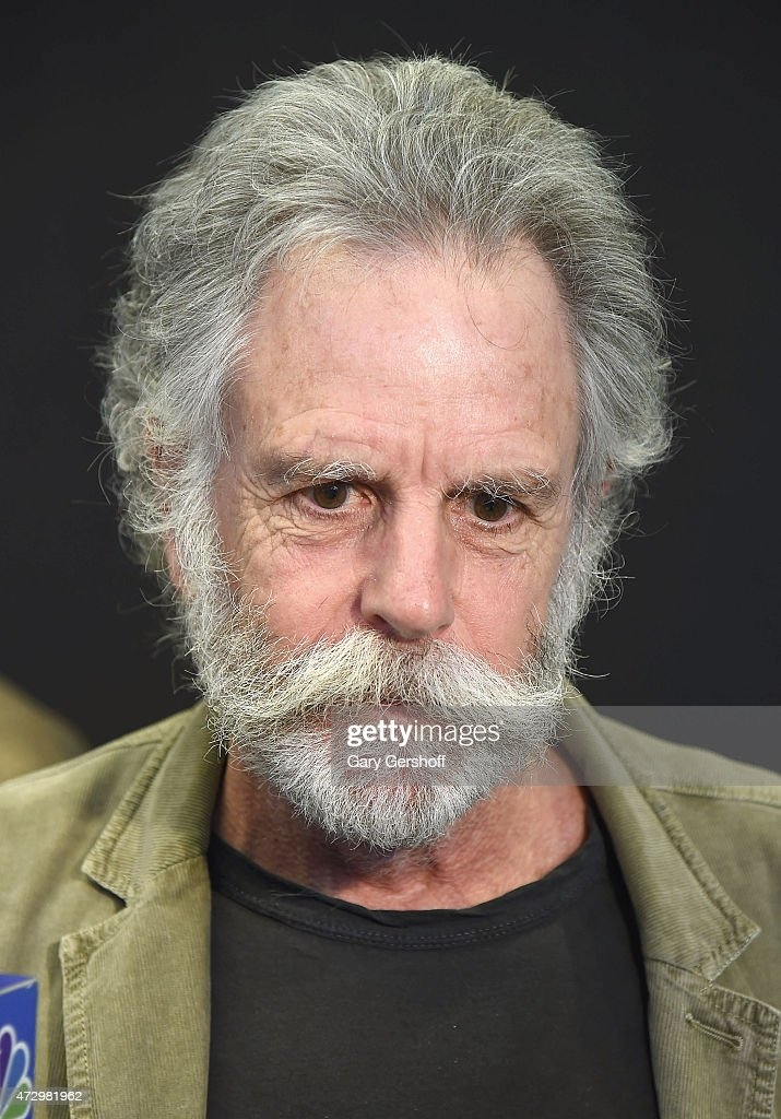 Honree Bob Weir of The Grateful Dead attends the Madison Square Garden 2015 Walk Of Fame Inductions at Madison Square Garden on May 11, 2015 in New York City.