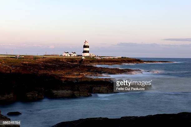 Hook Head lighthouse of Wexford County Ireland
