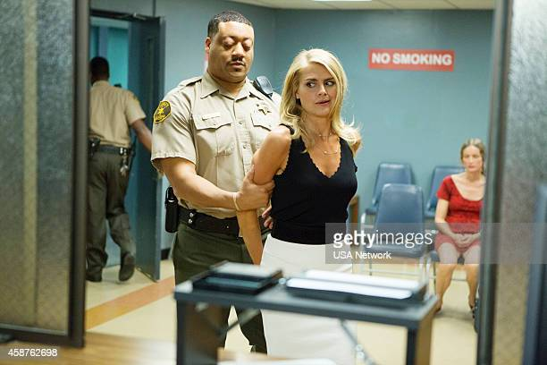 BENCHED 'Hooked Booked' Episode 103 Pictured Cedric Yarbrough as Morris Eliza Coupe as Nina